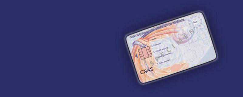card sanatate cnas